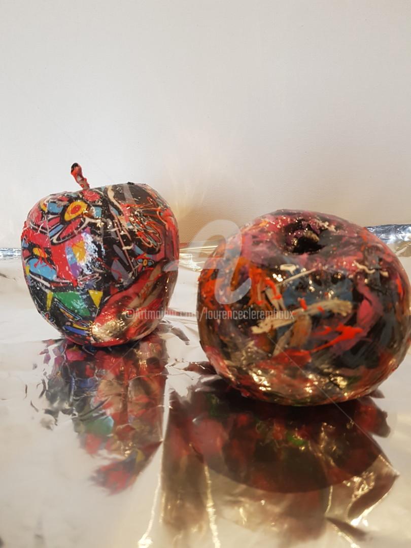 Laurence Clerembaux - Pommes pop art