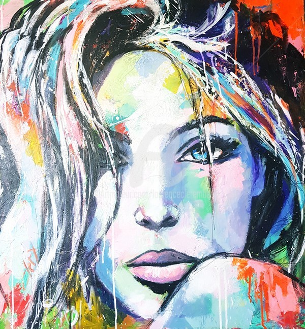 Laurence Clerembaux - street art
