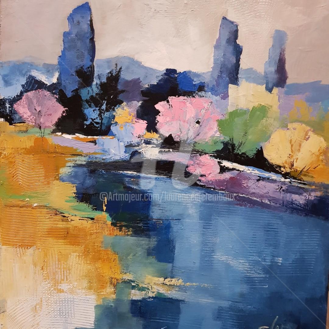 Laurence Clerembaux - La rivière