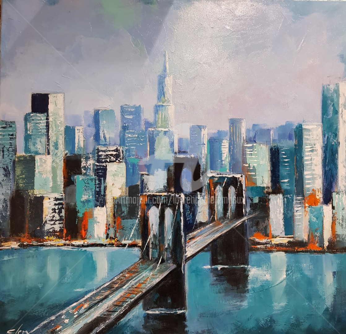 Laurence Clerembaux - Nyc 2