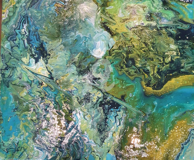 Laurence Clerembaux - Ocean