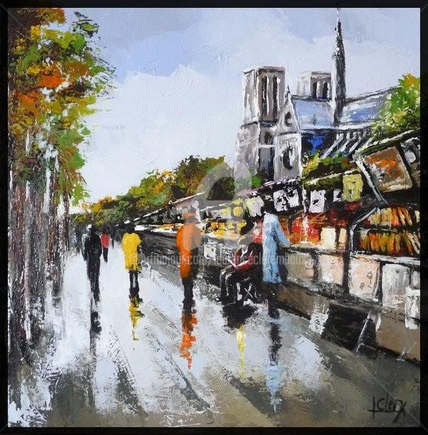 Laurence Clerembaux - quai Montebello