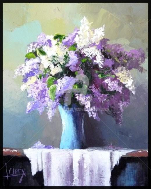Laurence Clerembaux - le lilas