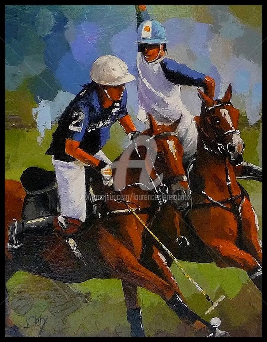 Laurence Clerembaux - polo