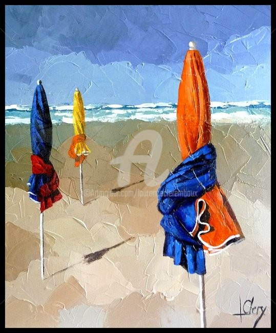 Laurence Clerembaux - parasol 3