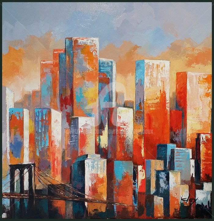 Laurence Clerembaux - Nyc