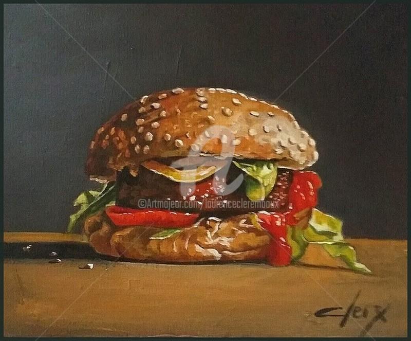 Laurence Clerembaux - Burger