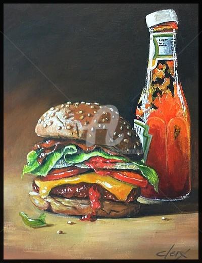 Laurence Clerembaux - ketchup