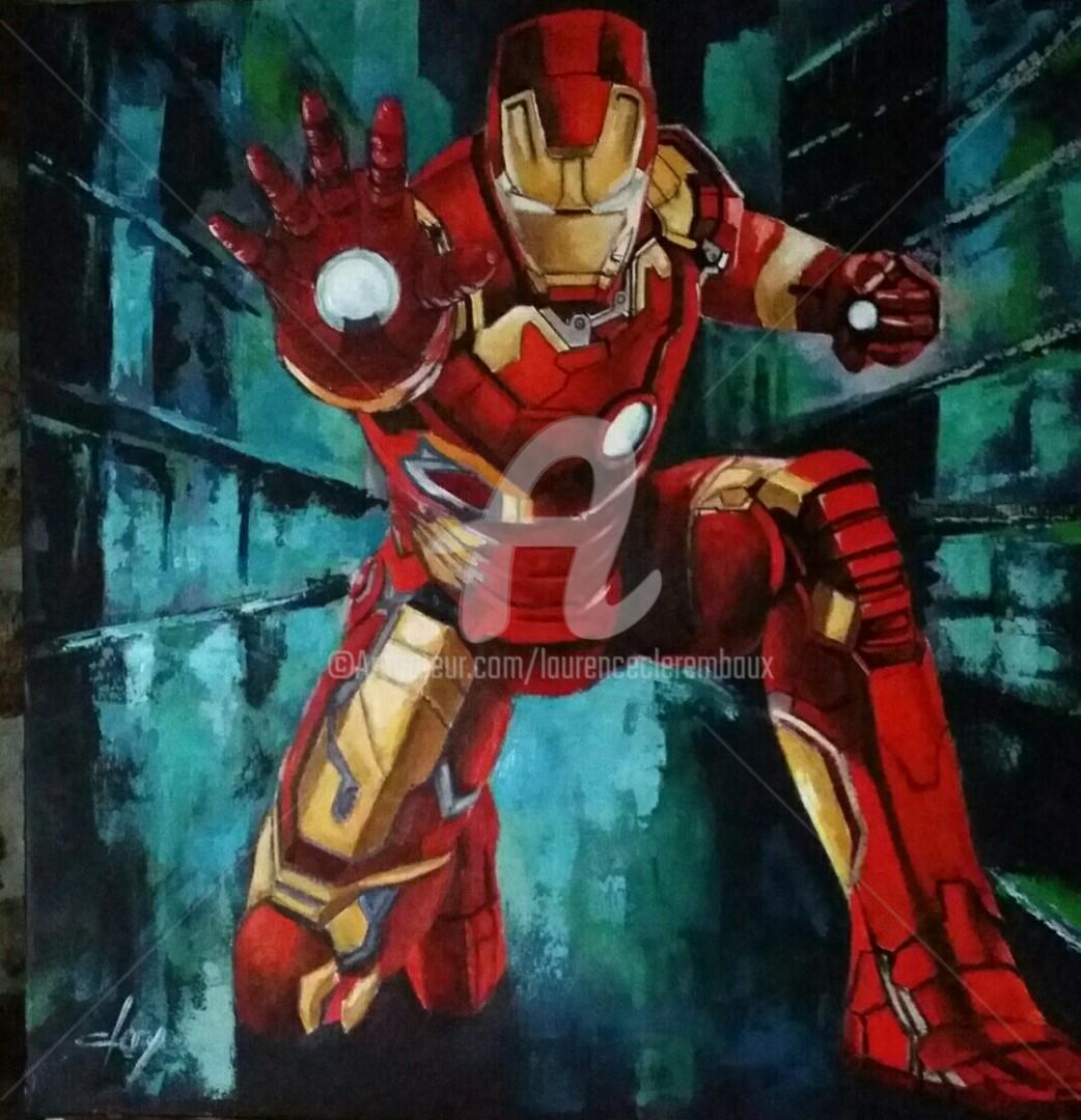 Laurence Clerembaux - Iron man 4