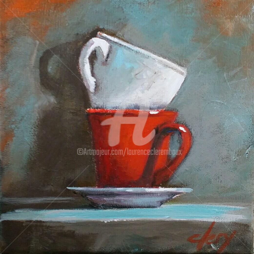Laurence Clerembaux - Les tasses