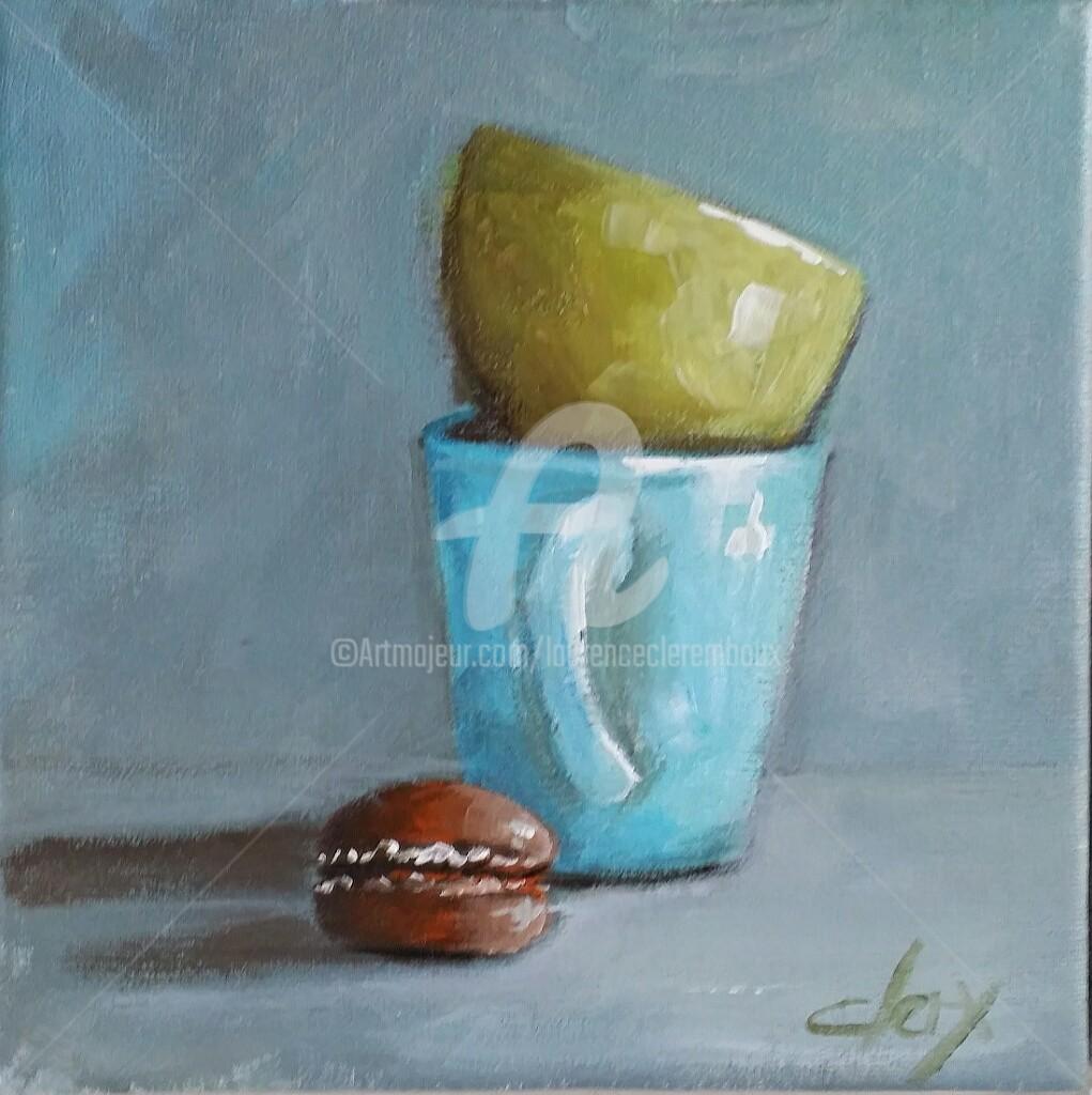 Laurence Clerembaux - Le macaron