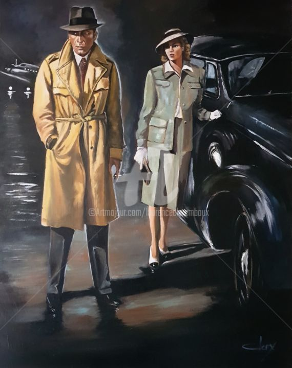 Laurence Clerembaux - Casablanca