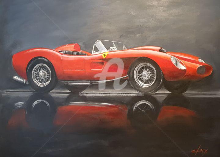 Laurence Clerembaux - Ferrari GT 250