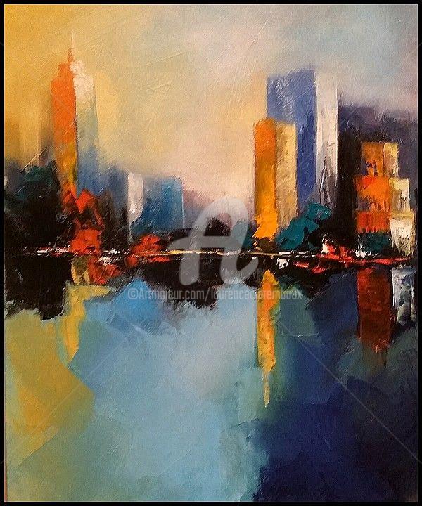 Laurence Clerembaux - reflet
