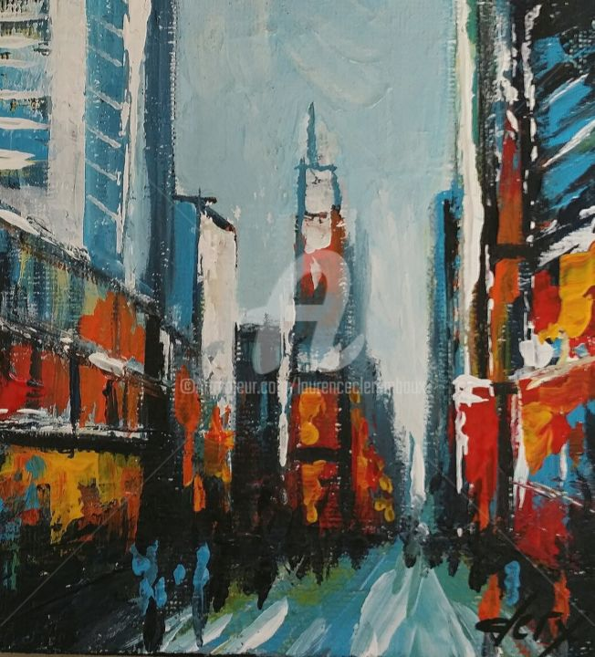 Laurence Clerembaux - Times square